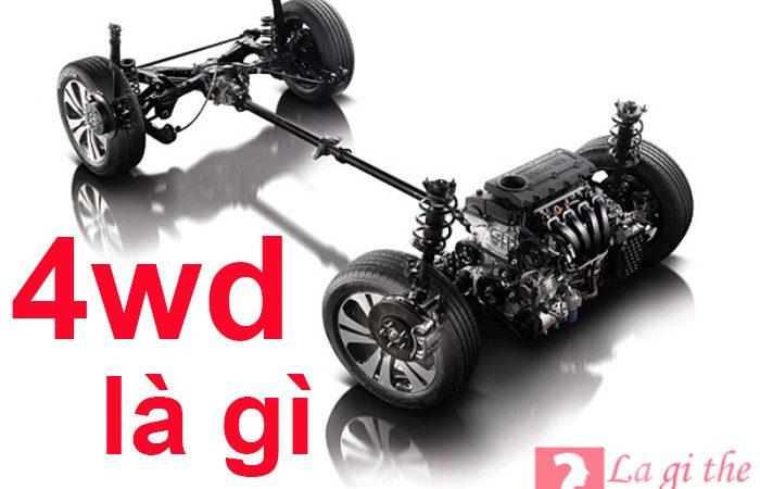 Những nhầm tưởng phổ biến của tài xế về awd và 4wd là gì