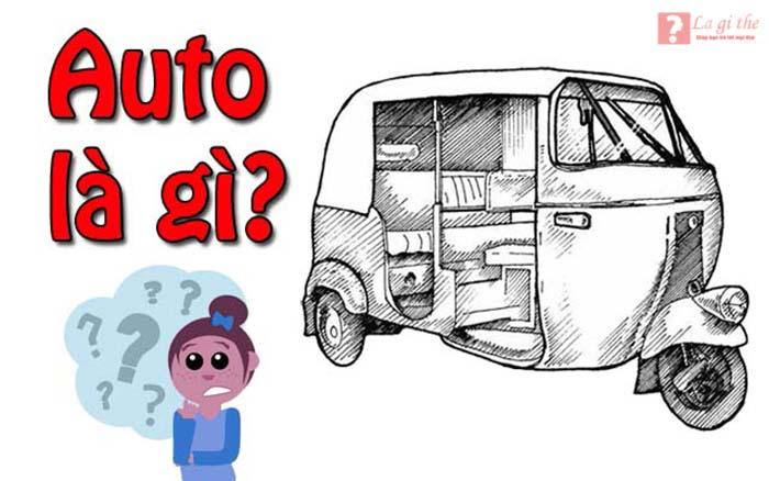 auto là gì