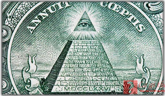 biểu tượng illuminati