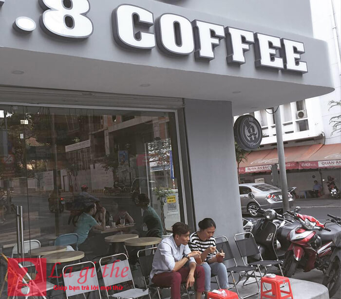 Mr. 8 Coffee