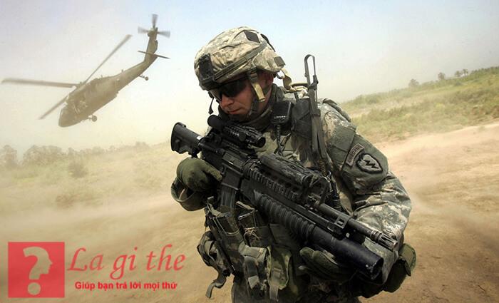 nghĩa của army là gì