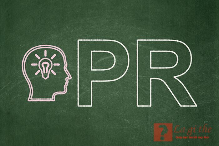 PR là gì?