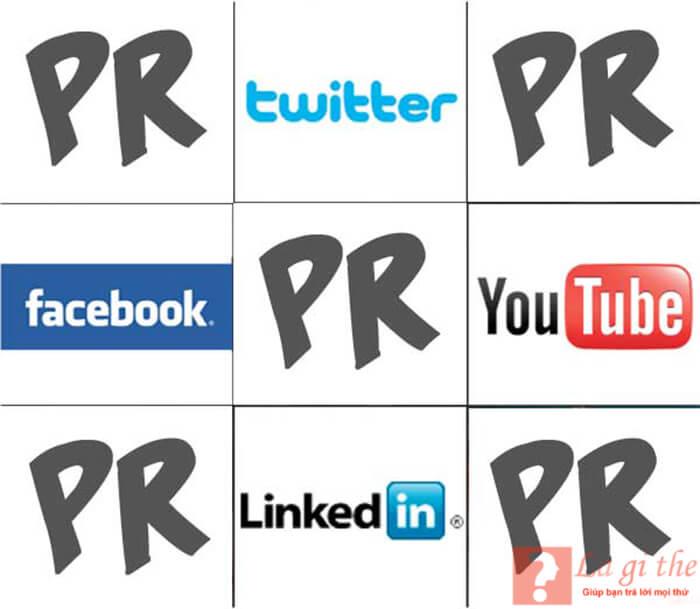 PR trên thông tin đại chúng