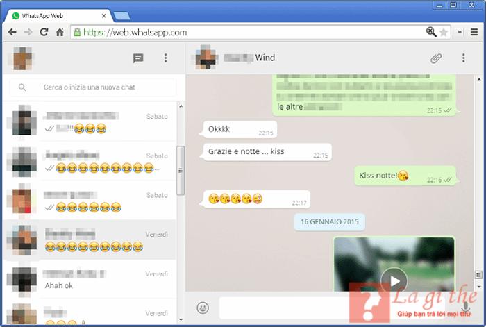 group chat whatsapp