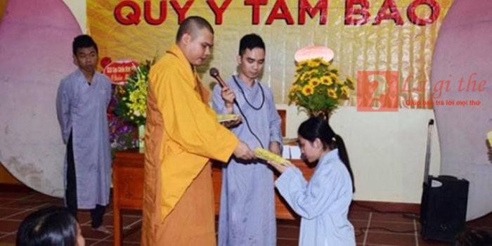 Phật tử quy y