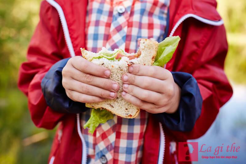 Thức ăn có chứa chất Gluten không tốt cho sức khỏe