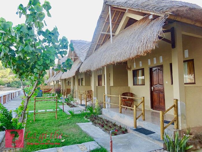 Homestay là hình thức rất được ưa chuộng với khách du lịch.