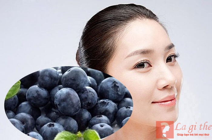 Lợi ích từ blueberry