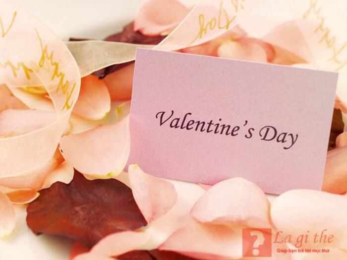 Truyền thuyết valentine