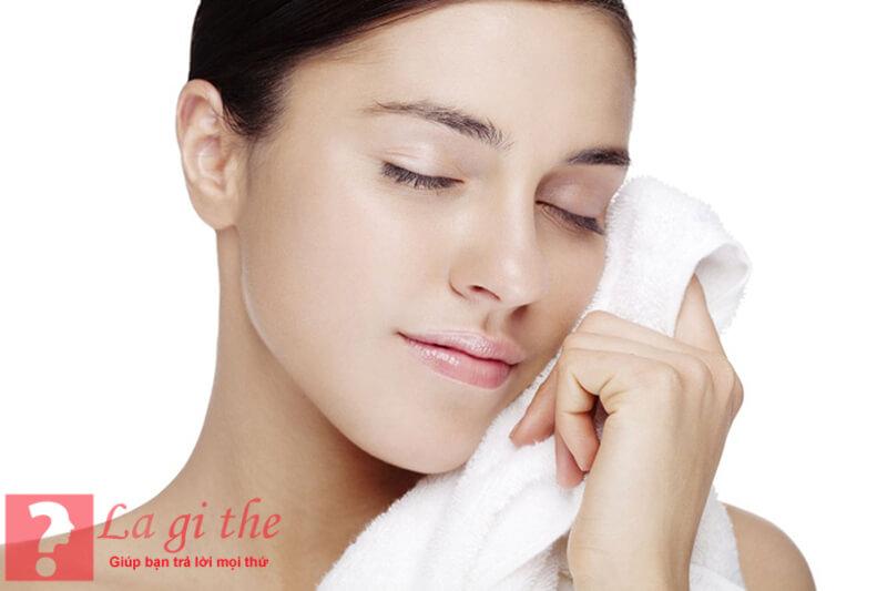 Da sạch là yếu tố tiên quyết để có làn da đẹp