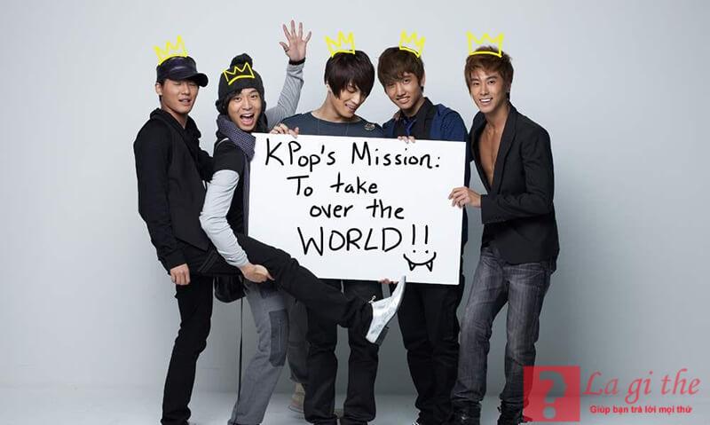 Đơn giản hơn thì Kpop chính là chữ viết tắt của Korea và nhạc Pop.