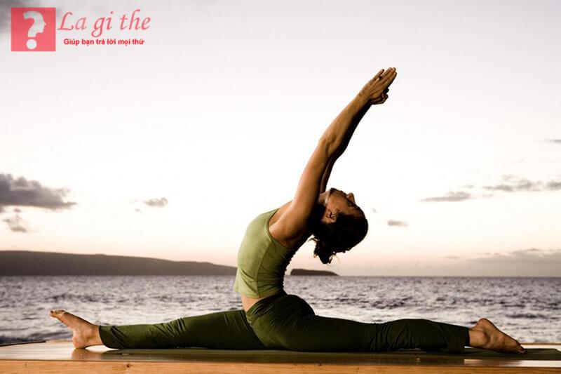 yoga mang lại những lợi ích tuyệt vời cho sức khỏe người tập