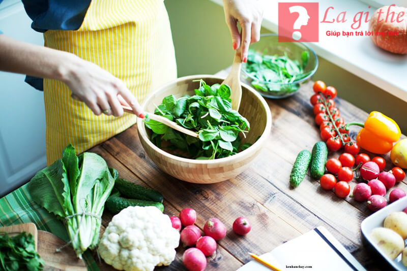 Khoa học đã chứng minh ăn chay mang nhiều lợi ích cho sức khỏe