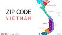Zip code là gì? Cách xác định mã bưu chính tại địa phương