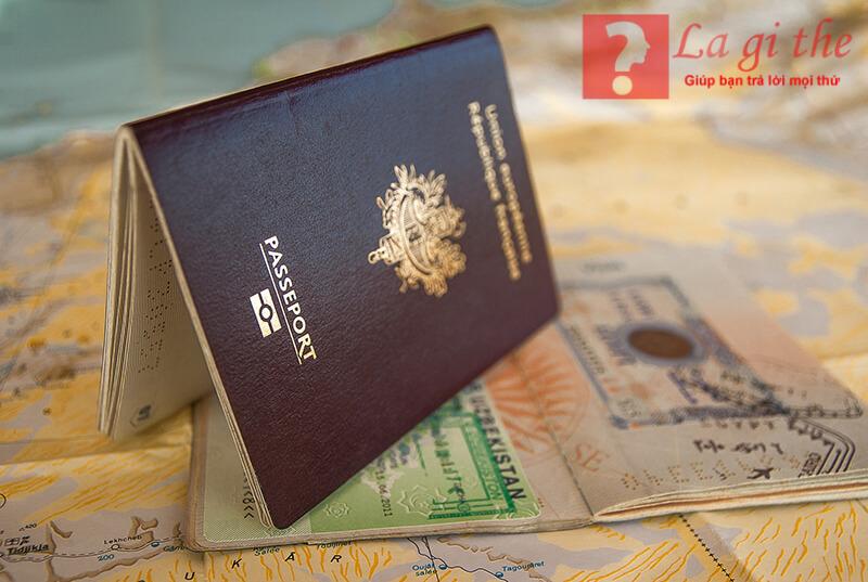 Visa và hộ chiếu là 2 thứ khác nhau hoàn toàn