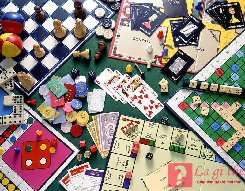 Board game có rất nhiều thể loại khác nhau
