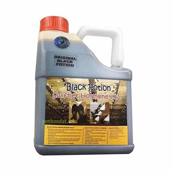 Dung dịch tạo mùi bầy đàn Black Potion