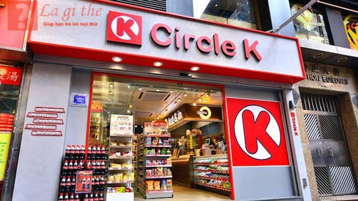 Cửa hàng Circle K