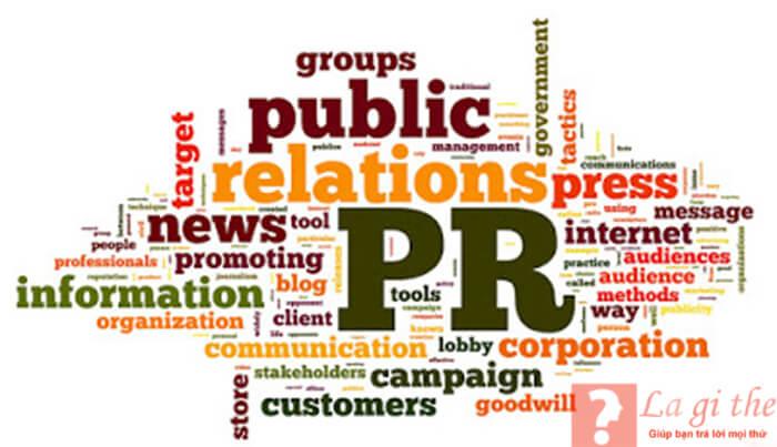 Định nghĩa PR