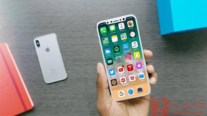Chức năng iphone X