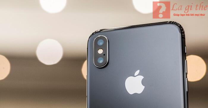 Camera của Iphone X
