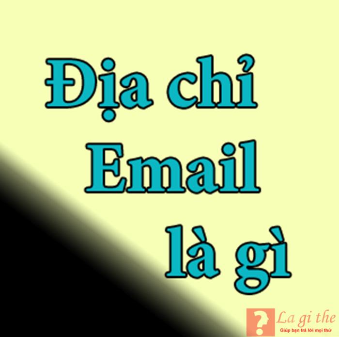 địa chỉ email