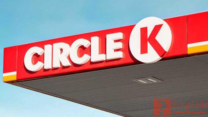 Thương hiệu Circle K