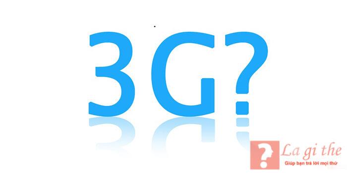 3G là gì?