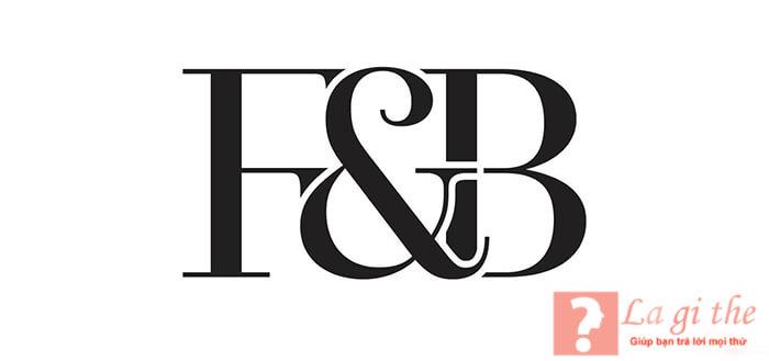 F&B là gì?
