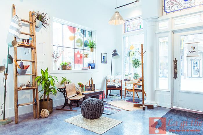Airbnb chia sẻ kinh tế