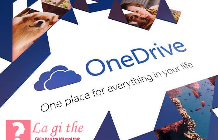 OneDrive là gì – Hướng dẫn chi tiết cách sử dụng OneDriver.