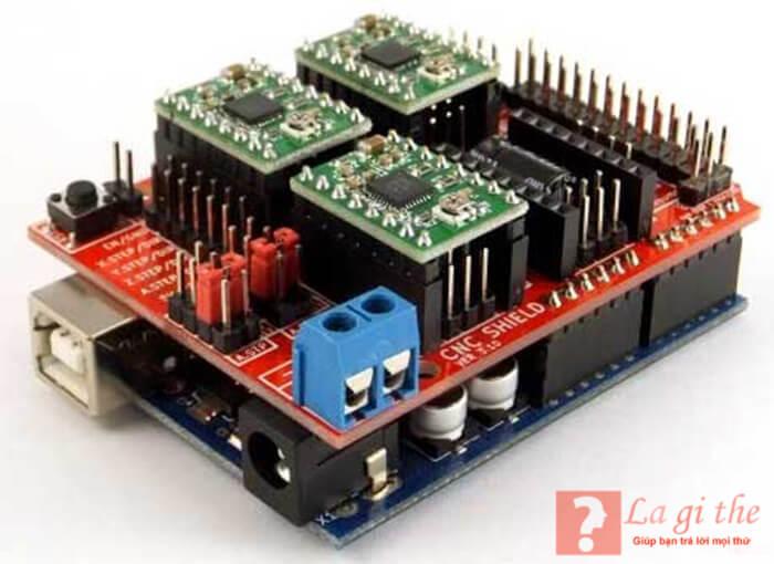 Công dụng arduino