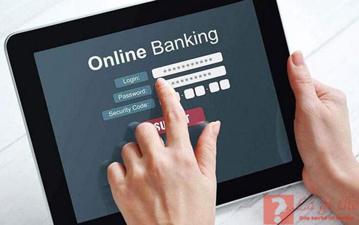 internet banking luôn dùng OTP