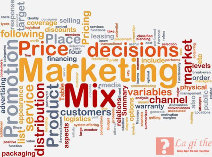 Marketing 4mix là gì?