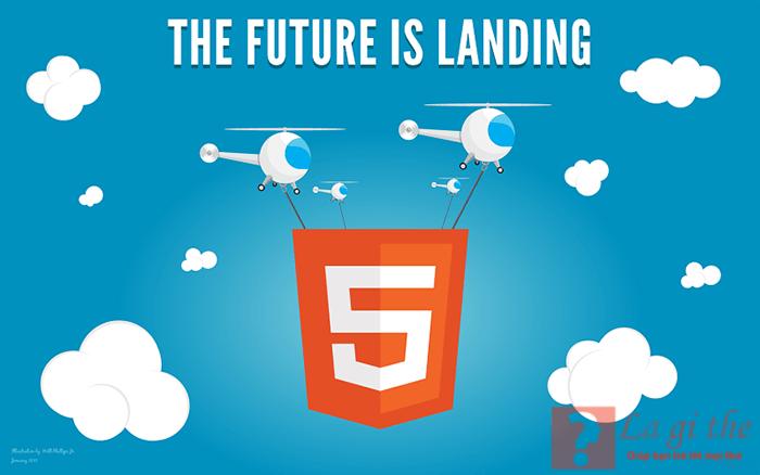 Thông tin về HTML5