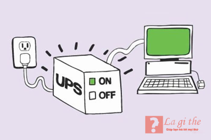 Ứng dụng UPS