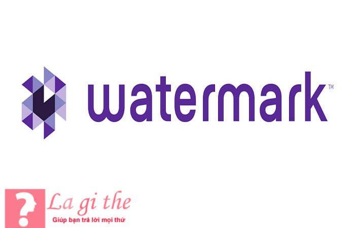 watermark là gì – Hướng dẫn cách tạo watermark đơn giản nhất