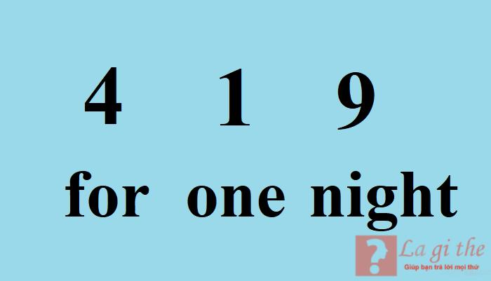 419 là gì?
