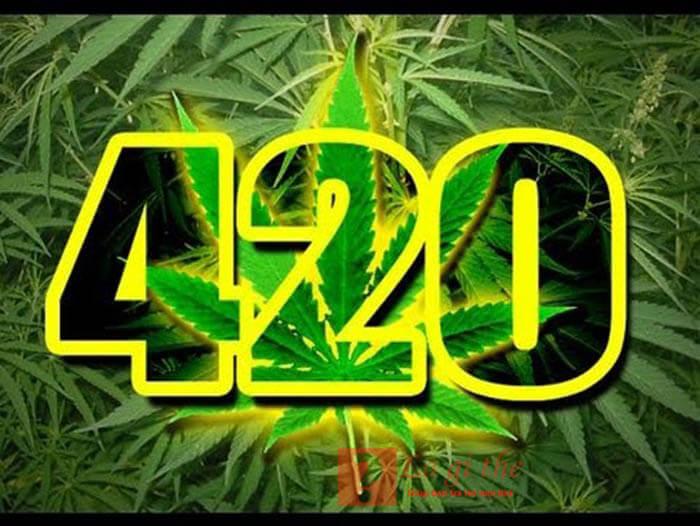 ý nghĩa 420