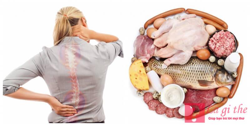Cơ thể con người sẽ bị ảnh hưởng nếu thiếuprotein