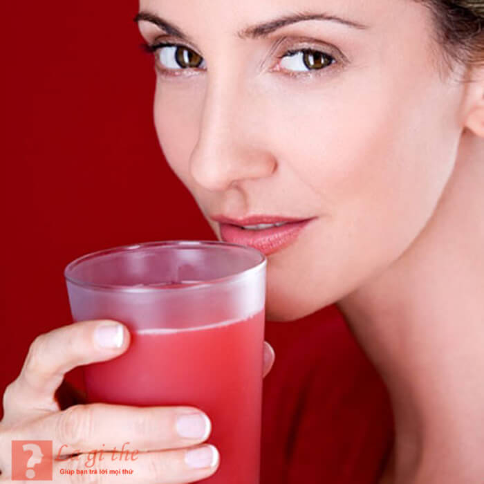 cranberry bổ sung vitamin