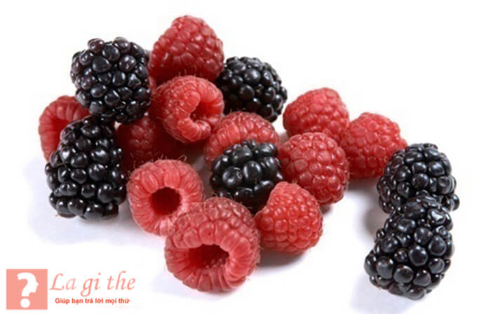 raspberry là quả gì?