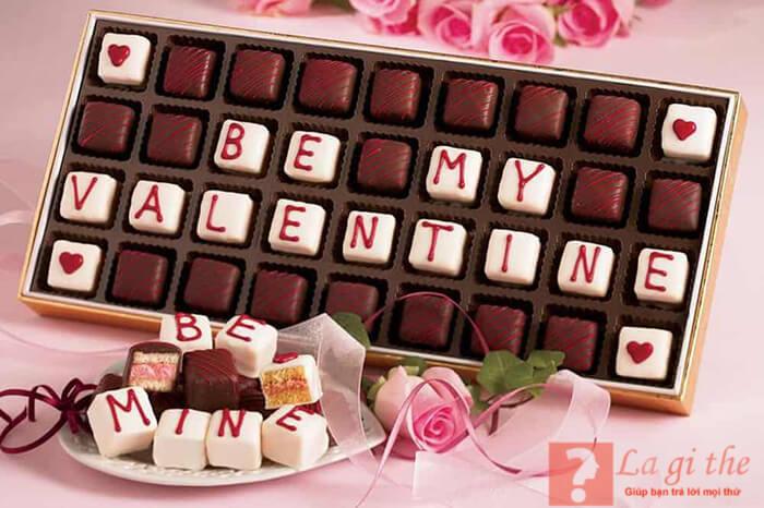 Socola cho valentine