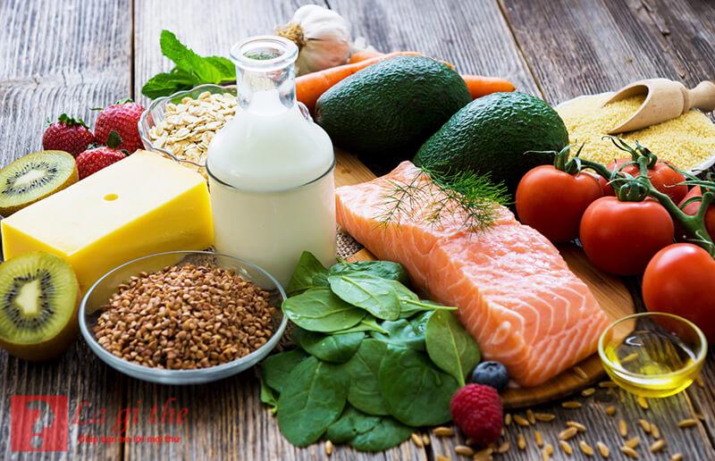 organic là loại thực phẩm hữu cơ tốt sức khỏe.
