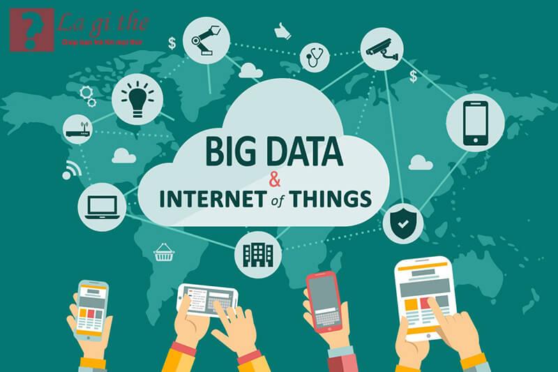 Big data là một tập hợp các dữ liệu khổng lồ