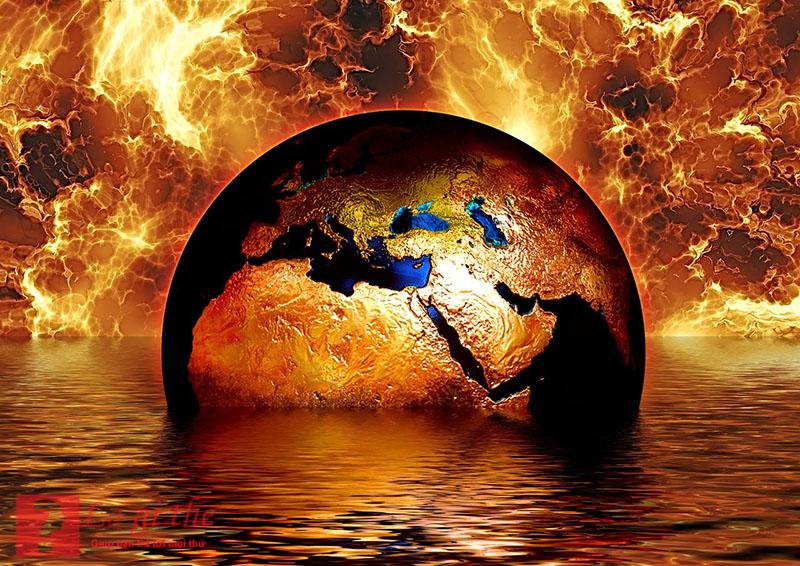 Lượng khí CO2 đã lên mức báo động