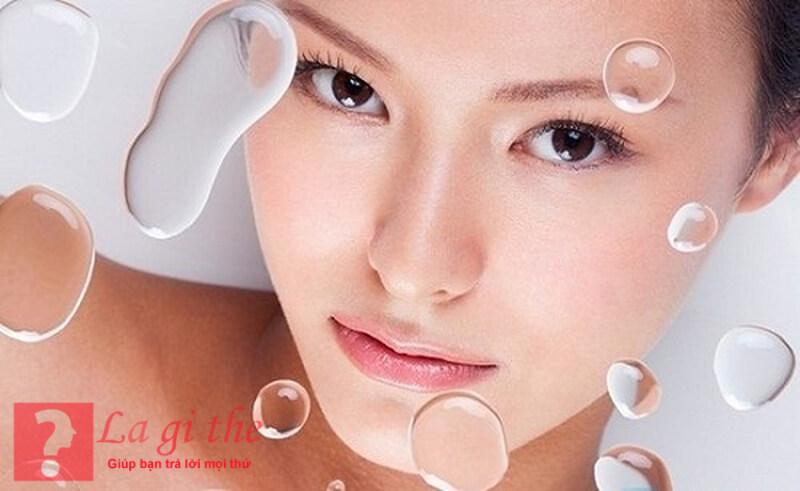 Emulsion mang lại hiệu quả sử dụng nhanh chóng cho làn da