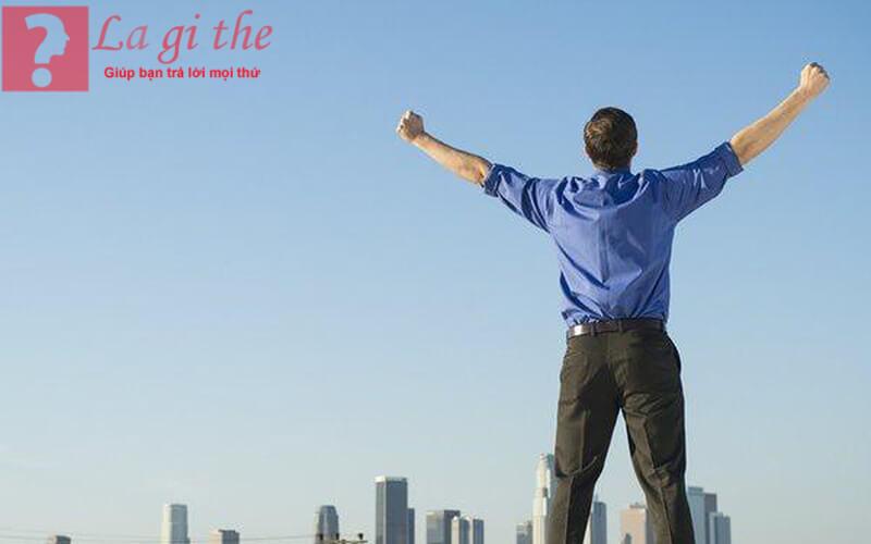 Luôn giữ vũng mục đích của mình đến cùng thể hiện 1 ý chí rất cao
