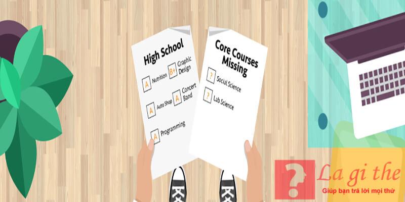 Ngoài điểm GPA thì còn nhiều yếu tố khác ảnh hưởng đến việc xin học bổng