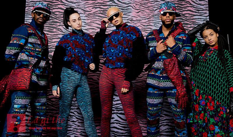 Xu hướng thời trang unisex đang trở thành trào lưu của thế giới.